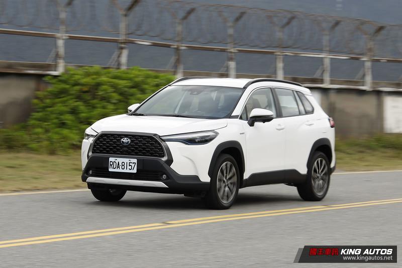 《Toyota Corolla Cross》試駕初體驗︱神車接班人的性格與身手