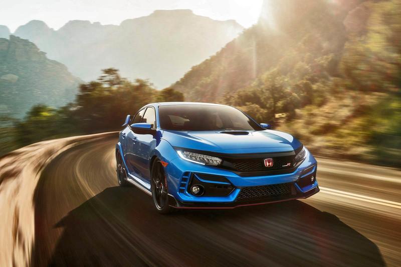 《Honda Civic Type-R》底盤剖析|200萬等級性能無敵!對戰Focus RS沒問題!