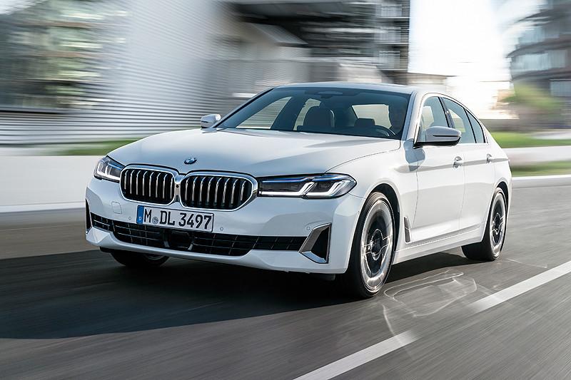 小改款《BMW 5 Series》正式登台 讓你用iPhone當鑰匙限量首發版還升級15萬配備