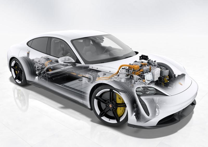 《Porsche Taycan》冷知識公開(一):一探保時捷首部純電跑車的貼心細節