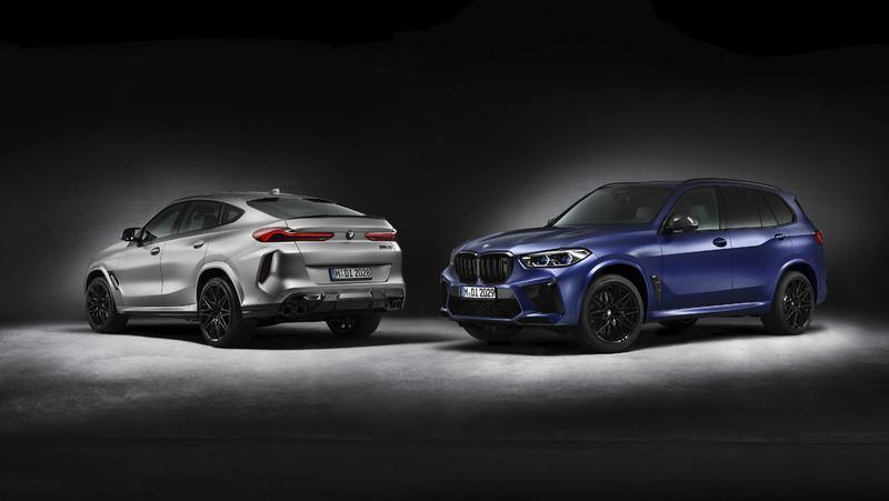 超殺《BMW X5 M/X6 M》限量首發版國內無緣 小改《M5》與《M2 CS》攜手11月中登台