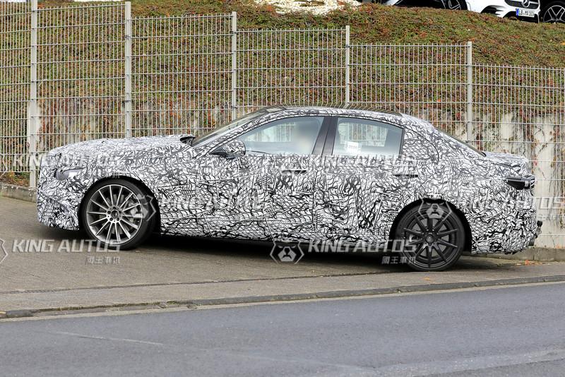 全新《Mercedes-Benz C-Class》性能二哥落網 以後要改叫你《C 53》嗎?