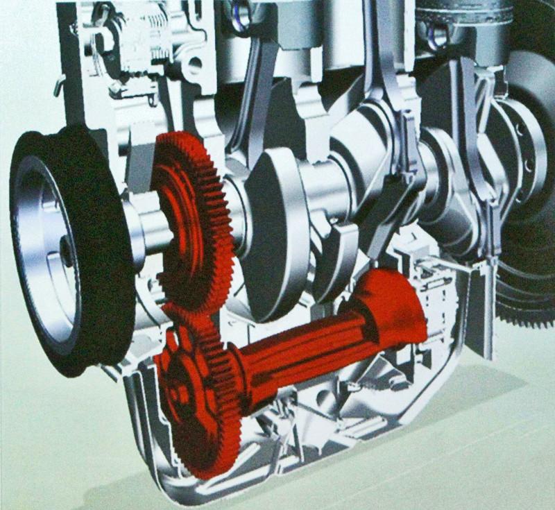 【國王學苑】剖析《Ford Focus、Kuga》EcoBoost三缸引擎(三)汽缸休止 二缸靚