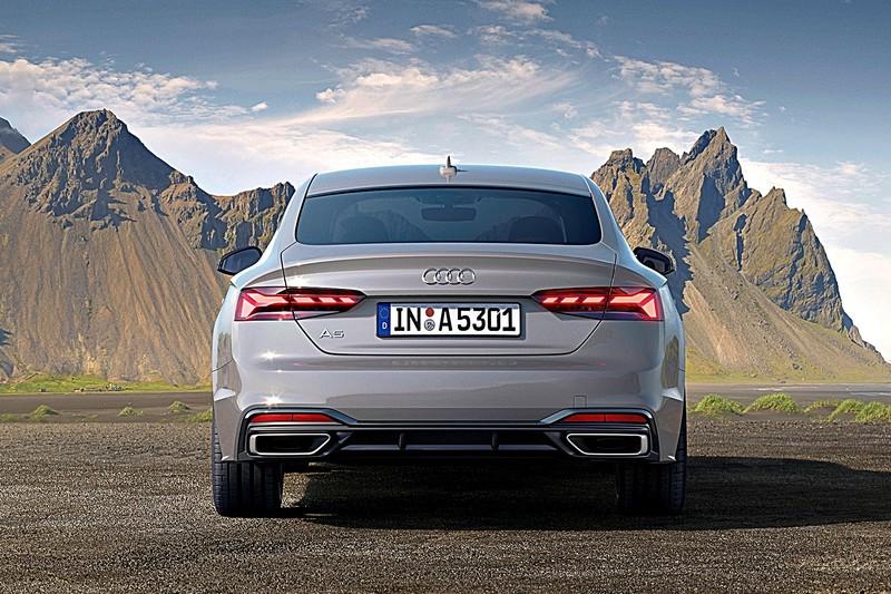 標配12V輕油電與主動安全科技! 21年式《Audi A5 Sportback》小改款發表上市