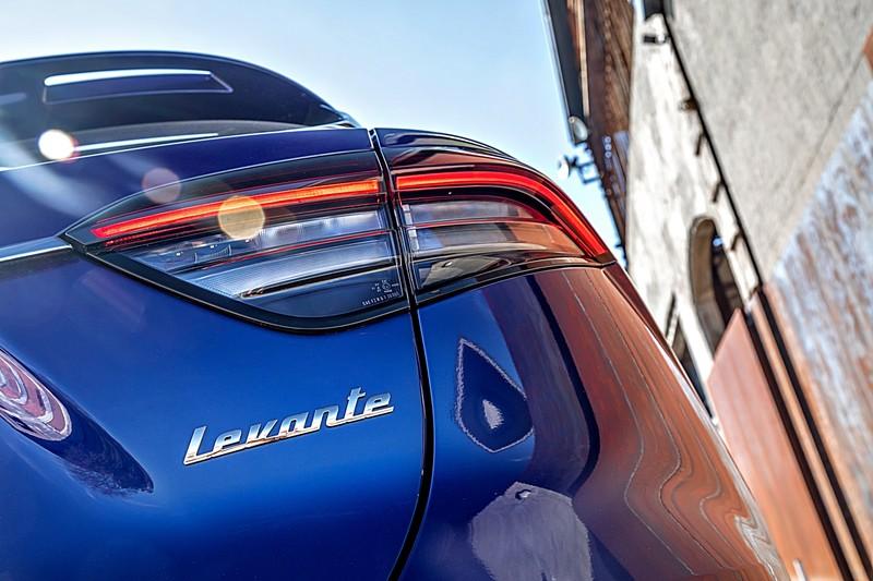 378萬元起!新年式《Maserati Levante》小改款雙車型 年終配額即將到港