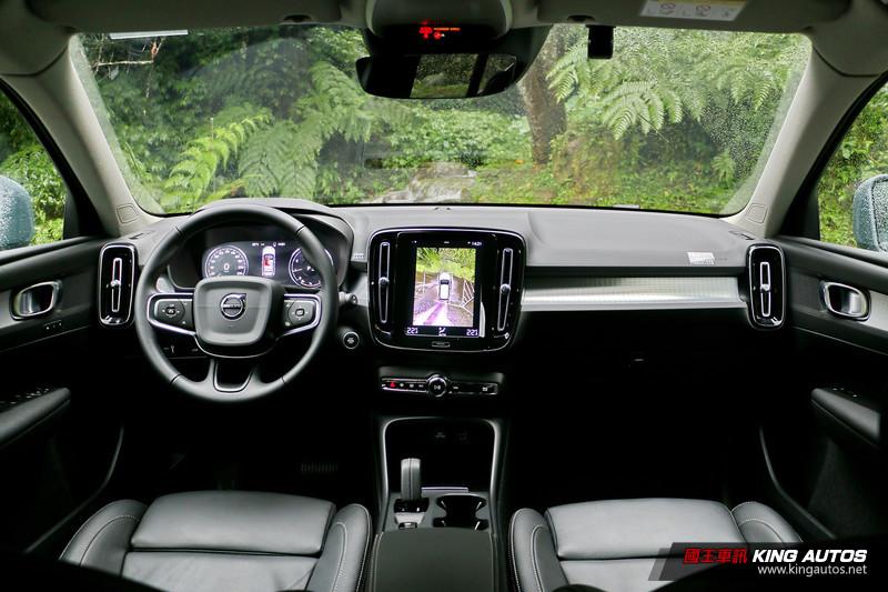 豪華家庭休旅車 起始點《Volvo XC40 T3》安全 寧靜 好開 不貴