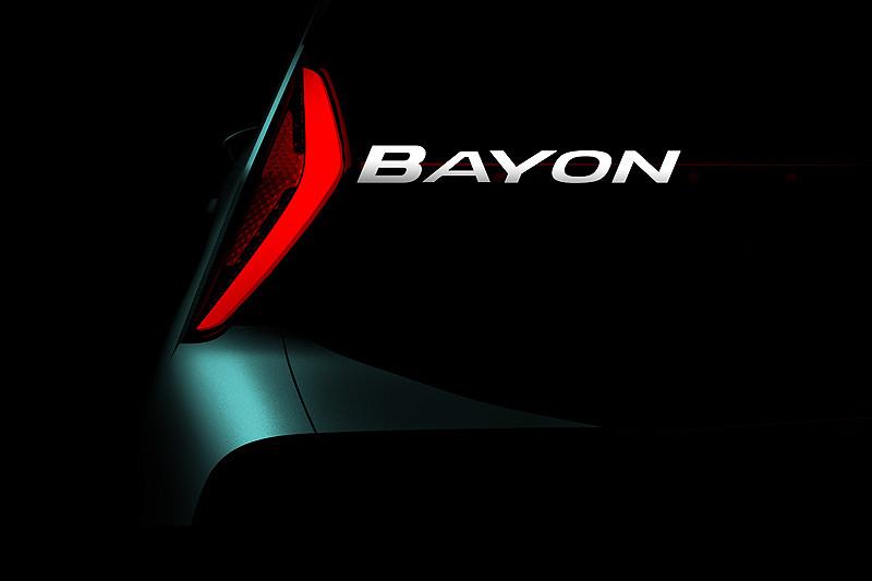 主打歐洲市場《Hyundai Bayon》全新入門SUV即將現身