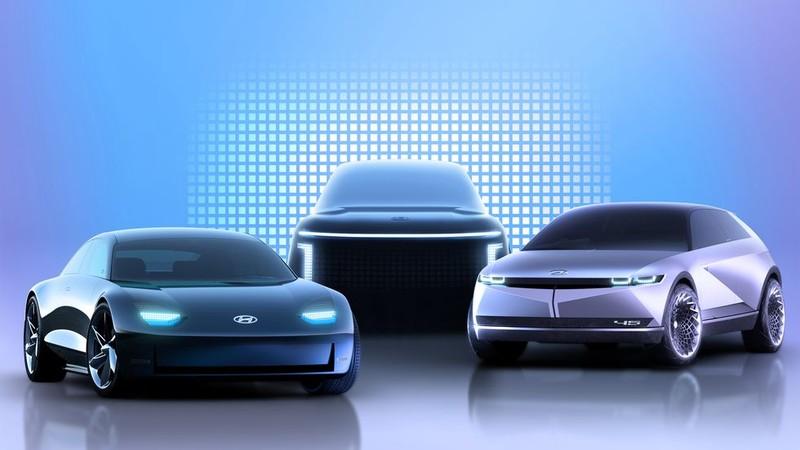 《Hyundai》推純電能E-GMP底盤 最大600匹馬力與500公里續航力