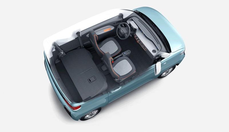 單月賣破3萬台!4人座電動小車《Mini EV》售價不到17萬 銷量完勝特斯拉