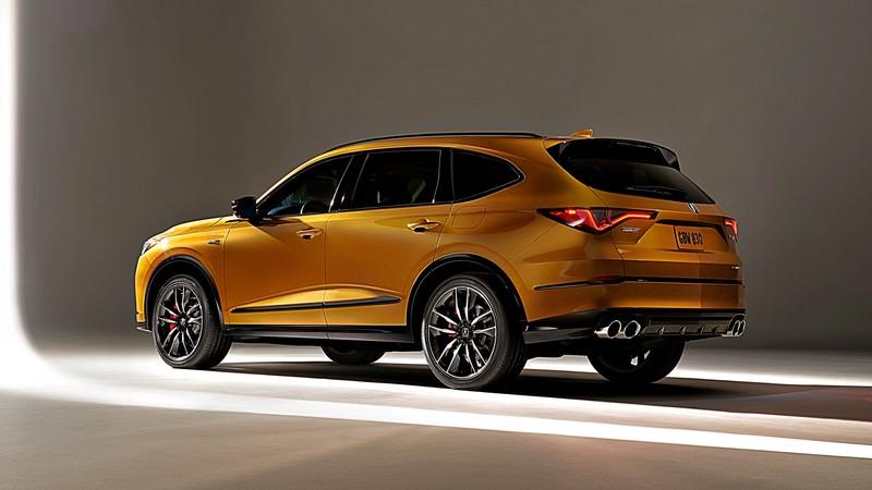 海外售價132.4萬元起!第4代《Acura MDX》旗艦休旅帥氣發表 整體質感大幅提升