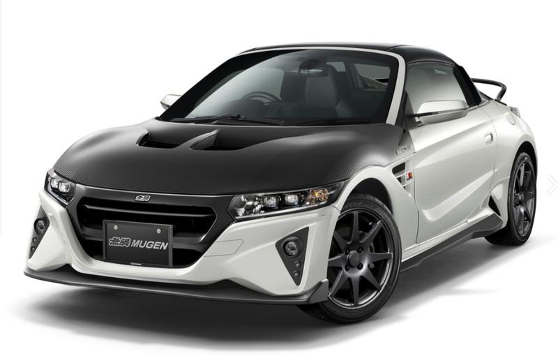 原廠改裝品買了沒?《無限Mugen》為《Honda S660》推出專屬碳纖維套件