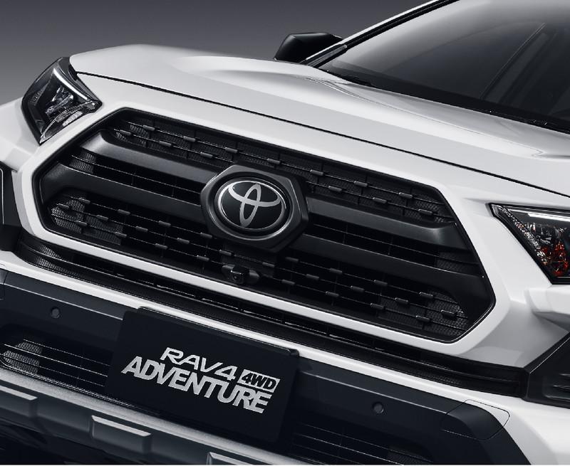 配備越野套件還少3萬 《Toyota RAV4》以2.0四驅車型為基礎推出躍野冒險版