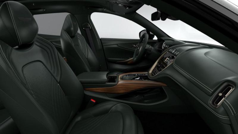 汽車和建築的頂尖結合!買房就送《Aston Martin DBX》 每個細節都充滿奢華高貴