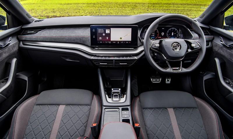 新世代《Škoda Octavia RS》於英國追加TDI柴油動力 售價高於TSI汽油動力