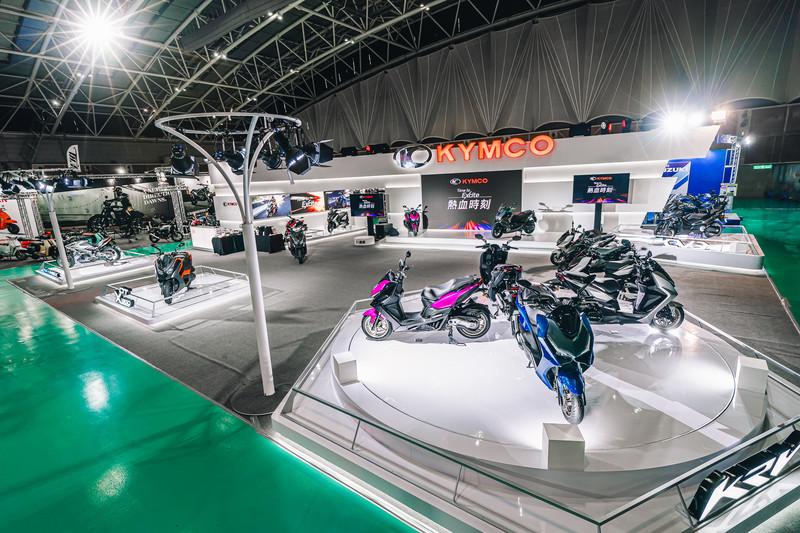 《光陽KRV》五股工商展覽館與民眾有約《KYMCO DT X360》輕越野黃牌速克達19.8萬 收錄預約騎乘資訊