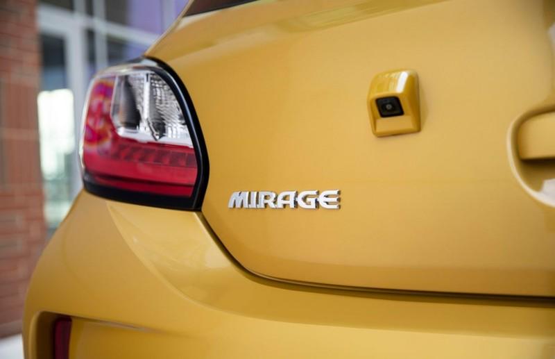 全美最省油的小車!2021年式《Mitsubishi Mirage / Mirage G4》只要40萬