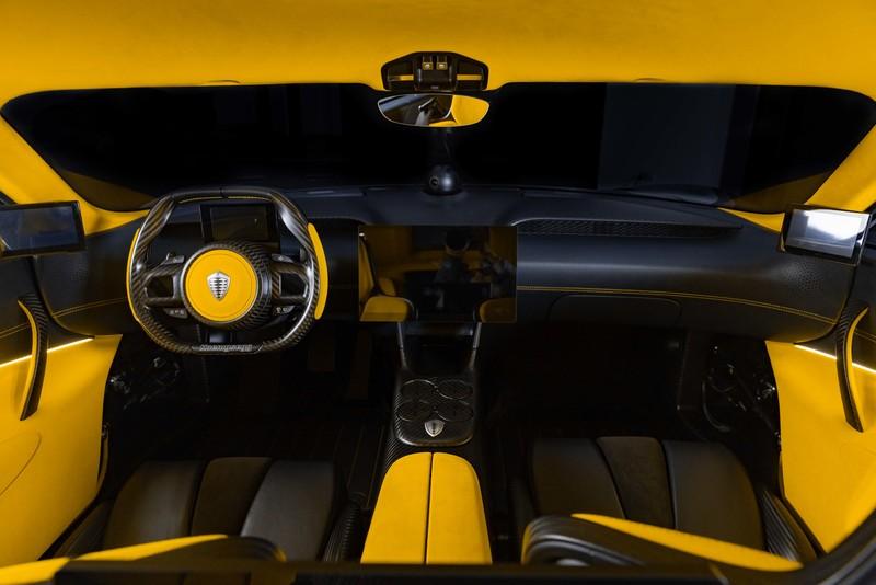 馬力直逼1700匹!4人座超跑《Koenigsegg Gemera》零百加速不用2秒 連周杰倫都來朝聖