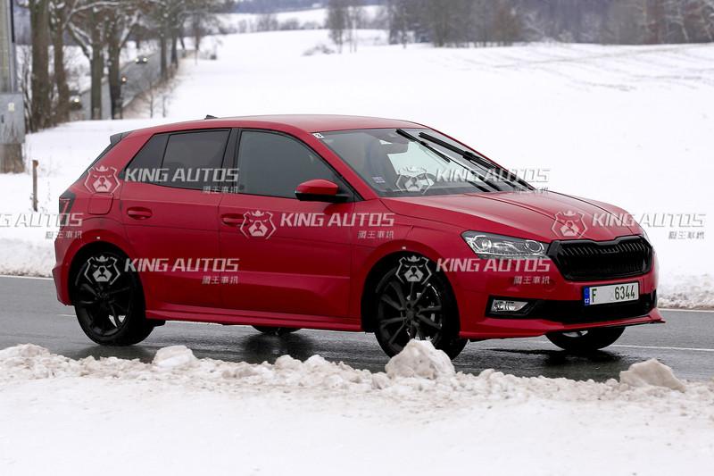 別被偽裝車誤導!下一代《Škoda Fabia》改很大、蒙地卡羅版本可望搭1.5渦輪引擎