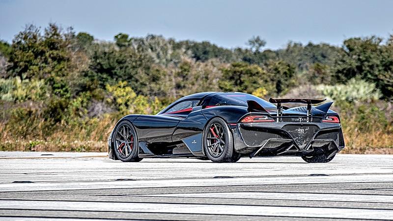 「455.3 km/h」平均極速新紀錄!《SSC Tuatara》成為全球最速量產車(影片)