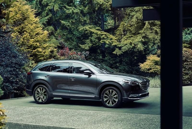 入門車型帶著滿滿安全系統回歸!正21年式《Mazda CX-9》149.9萬新陣容登場