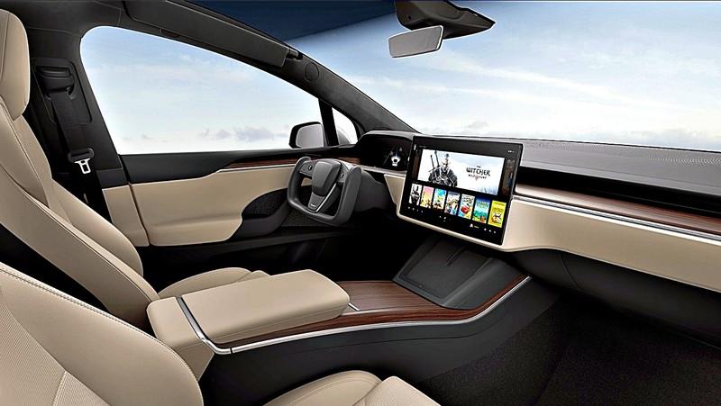 好看也要好用?!《NHTSA》仍未確認《Tesla Model S / X》類U型方向盤是否符合交通規範