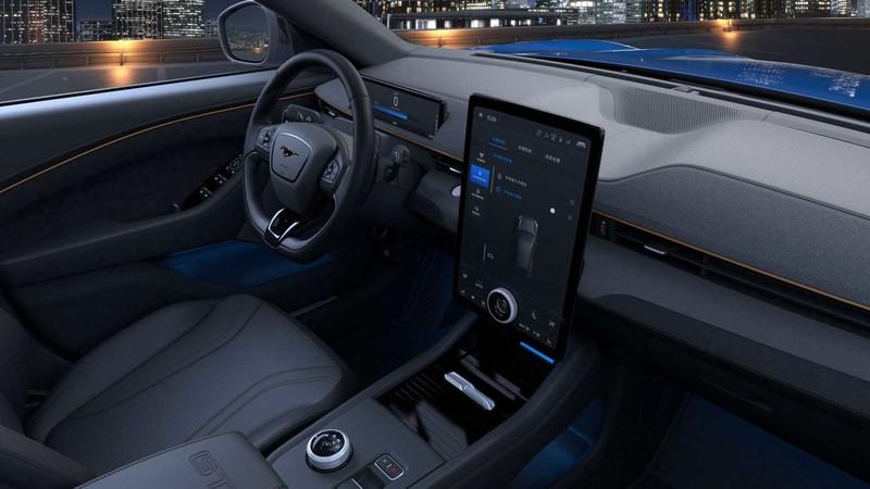 衝著《Tesla Model Y》而來?純電野馬《Mustang Mach-E》將在中國上市 續航力達600公里