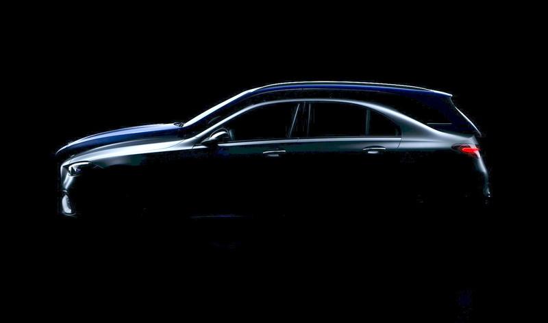 內在向S-Class看齊還追加跨界旅行車?《M-Benz》預告新世代《C-Class》2月23日發表