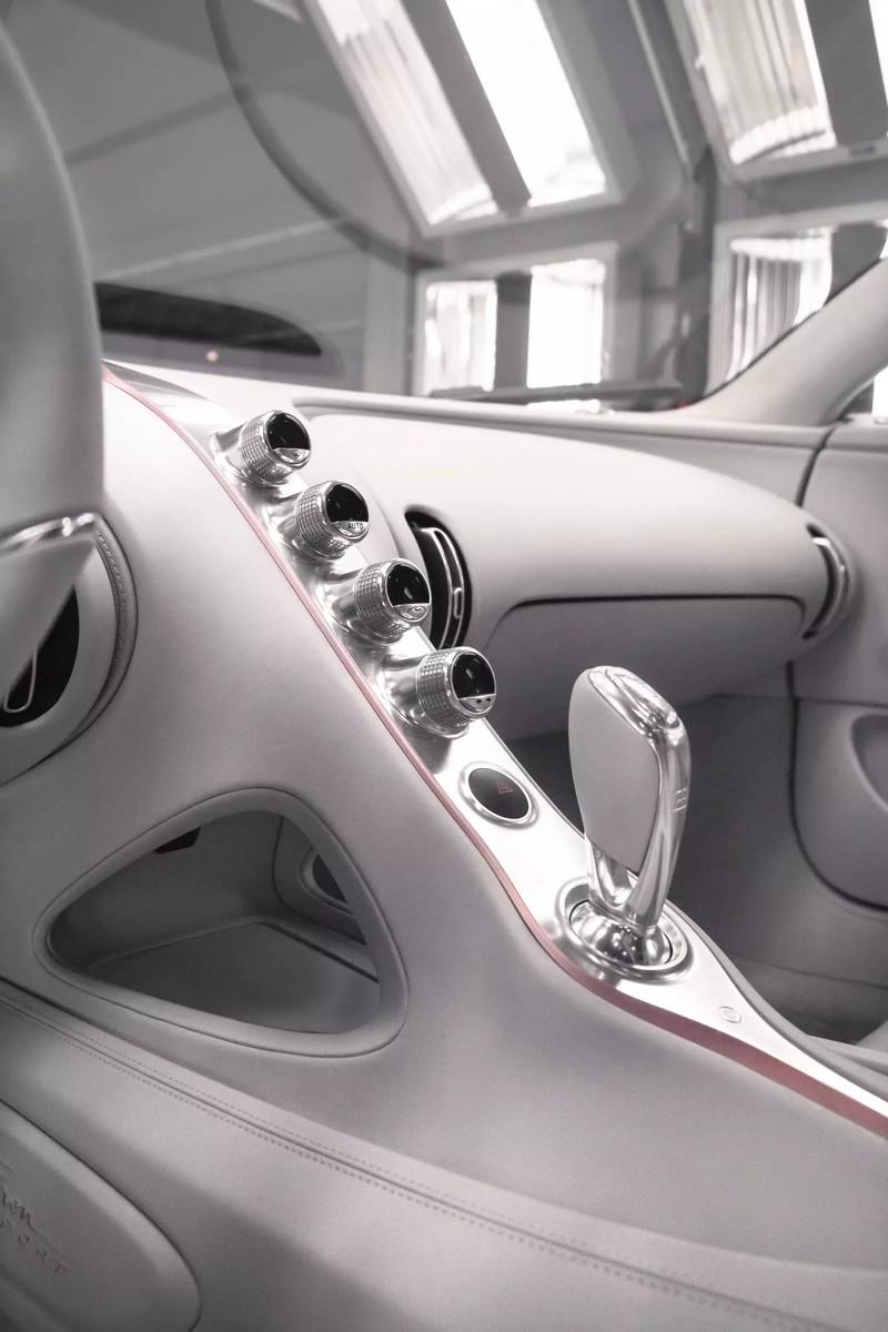 情人節禮物是一台9千萬《Bugatti》!為老婆量身打造《Chiron Sport Alice》 全球限量玫瑰車色
