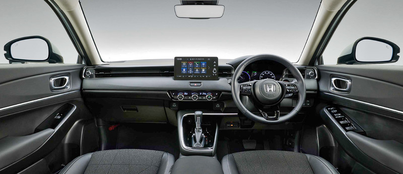 大改款《Honda HR-V》日本發表|相信《Toyota Corolla Cross》也會怕!