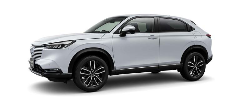 大改款《Honda HR-V》素顏見不得人?外觀套件+雙色塗裝 粉墨登場