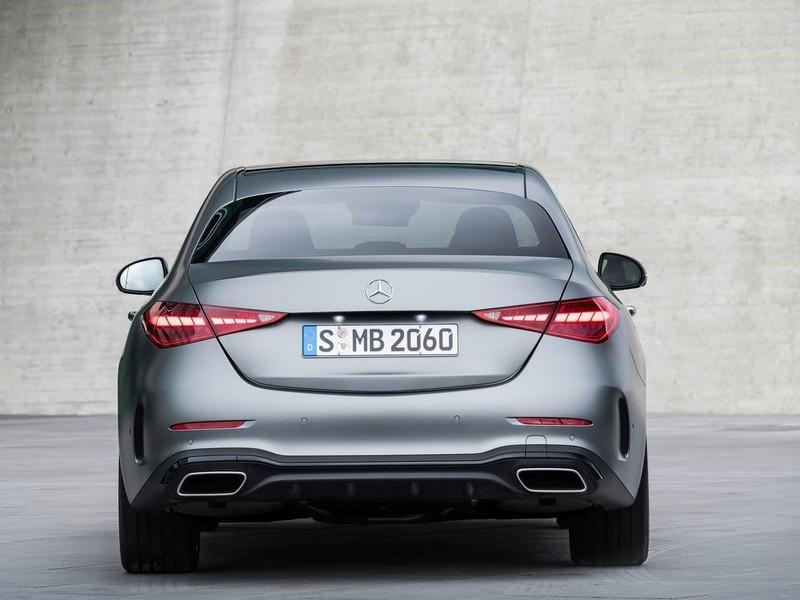 新世代《M-Benz C-Class》房車/旅行車同步首發 全面採四缸油電動力、車內設計大翻新