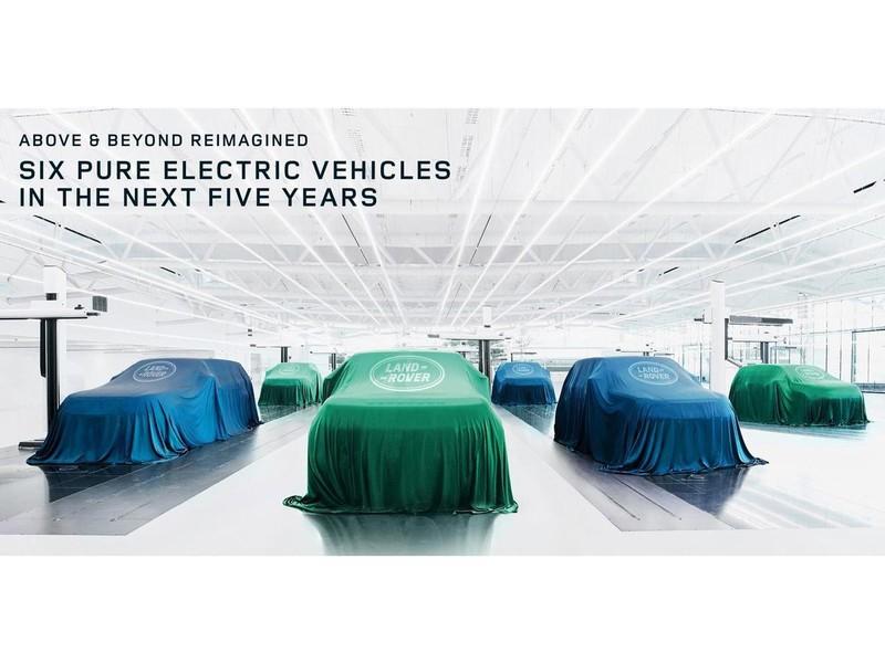 換新平台!新世代《Land Rover Discovery Sport/Evoque》不再提供純燃油動力系統