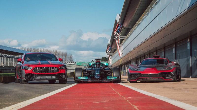 和F1賽車一樣兇!815匹最強插電四門轎跑《Mercedes-AMG GT 73e》現身