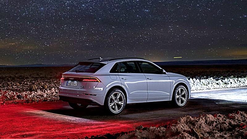 單一車型、392萬元起!《Audi Q8 55 TFSI quattro S line》旗艦動感跑旅發表上市