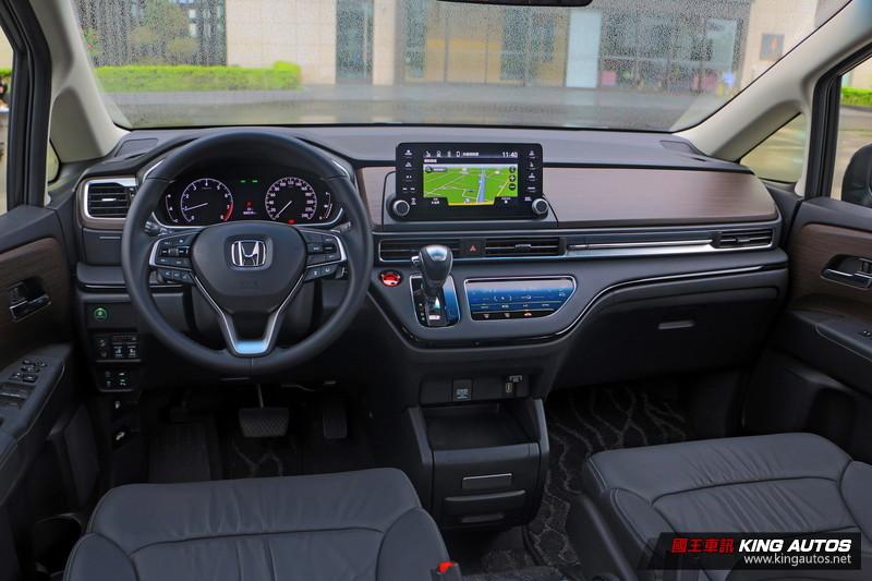 《Honda Odyssey試駕》雙層隔音玻璃+共振消音鋁圈  寧靜度提升多少?