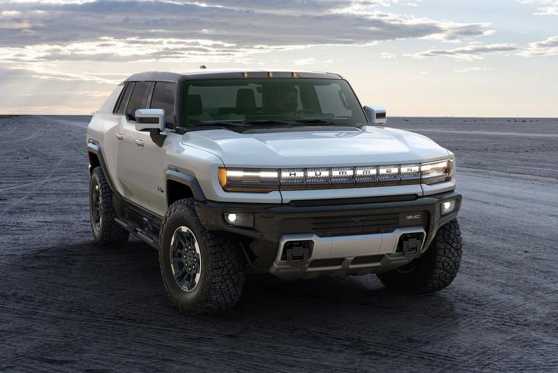 電動悍馬《GMC Hummer EV》確定推出SUV版本 預告4月3日線上首發