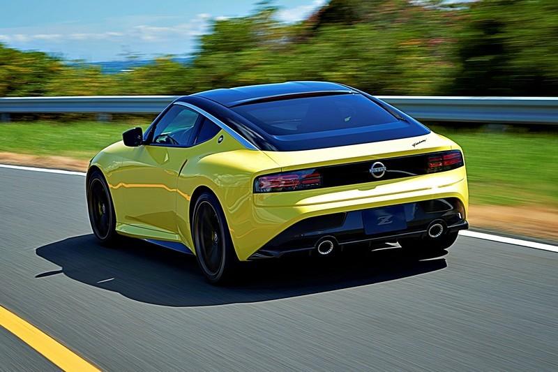 比《Toyota Supra》更輕、更有力!《Nissan 400Z》動力規格曝光 有望今年上市?