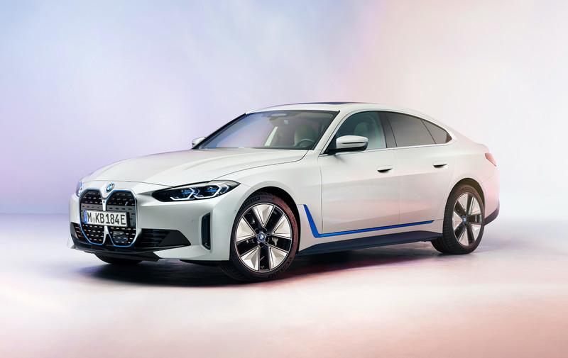 量產版《BMW i4》現身!加速跟M3 / M4一樣猛、預計明年第一季導入台灣