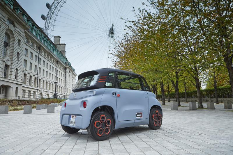 新台幣8萬元就能買到電動車?《Tesla》便宜了100萬《Mini EV》《Citroën Ami》根本不用20萬!