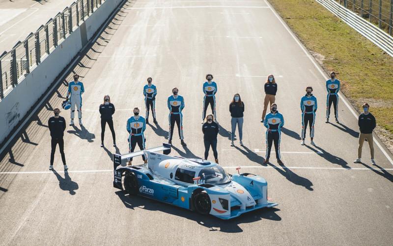 800匹、零百加速3秒!《Forze》與《Hyundai》合作推出《Forze IX》地球上最快的氫動力賽車