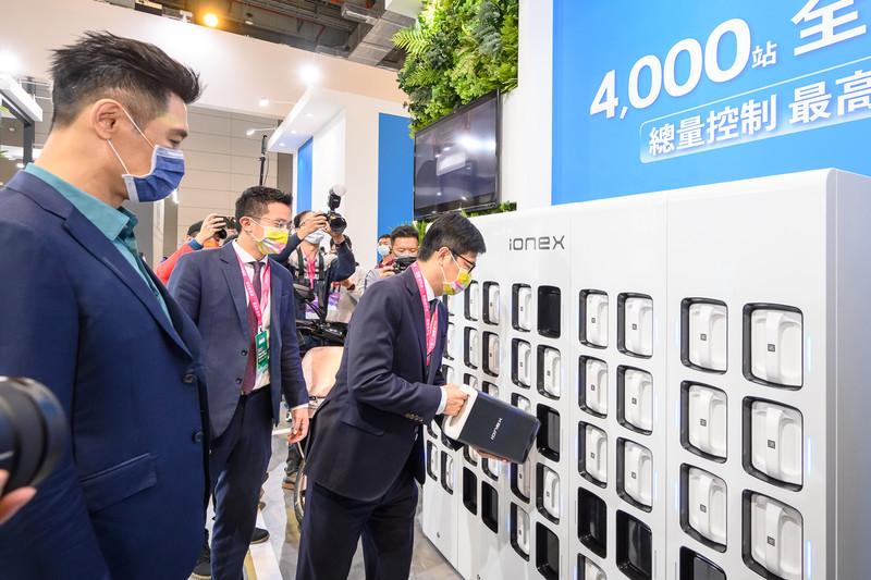 高雄捷運《Ionex ATR》電動二輪自助租賃2021年5月開始營運