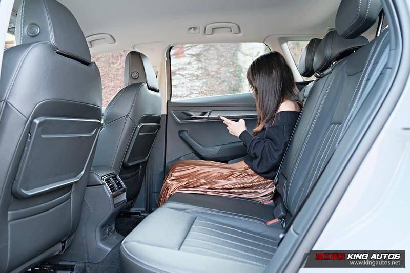 小公主上路︱不只價錢熊厲害,《Škoda Karoq黑熊特仕版》給妳更安全的陪伴