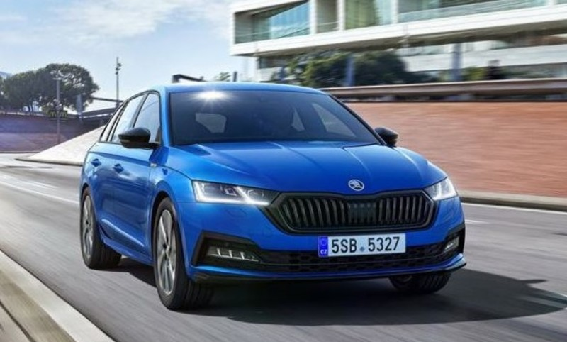 黑色外觀+DCC選配!車系首度新增《Škoda Octavia Sportline》曝光 今年有望導入嗎?