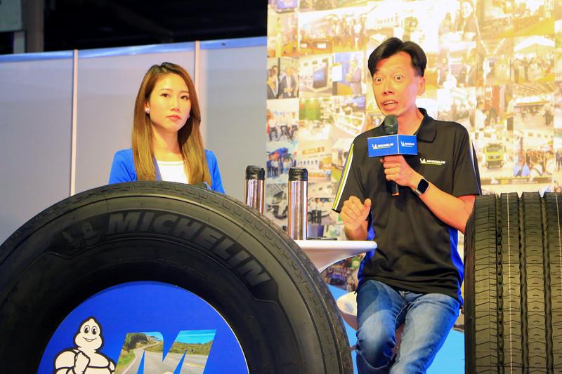 Michelin《米其林輪胎》五大科技曝光|《飛機輪胎》技術下放於一般輪胎!