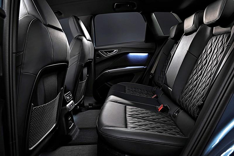 換算約141.5萬元起、EV續航最高達520公里!《Audi Q4 e-tron / e-tron Sportback》雙車型全球