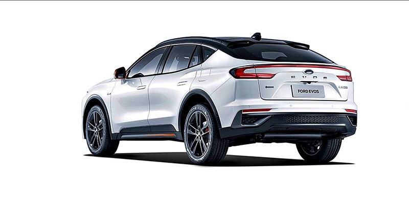 這就是下一代Mondeo跨界休旅?!《Ford Evos》2021上海車展首演