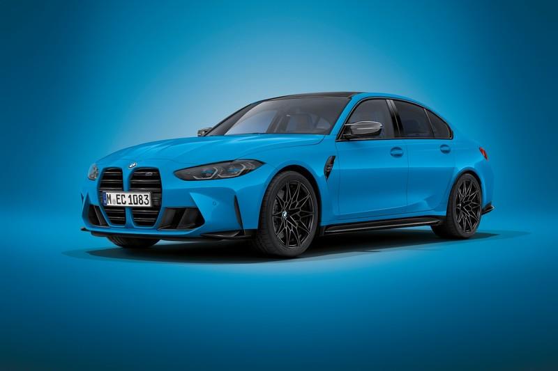 《BMW M3/M4 Competition M xDrive》發表|四驅 後驅都可以!零百加速3秒半