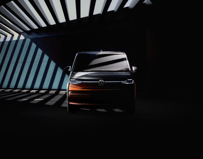 《Volkswagen T7 Multivan 》六月發表|全車系標配7速雙離合變速箱 車內皆為獨立式座椅