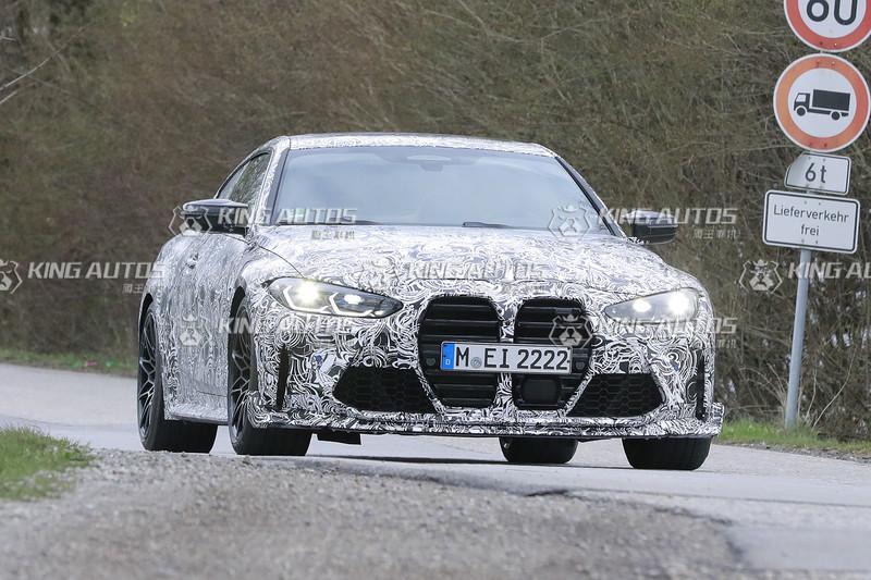 更輕更強的《BMW M4 CSL》即將登場?傳出明年中量產、全球限量1000部