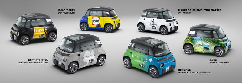 台幣21萬的都會小幫手《Citroen MY AMI CARGO》純電動「客貨車」6月販售